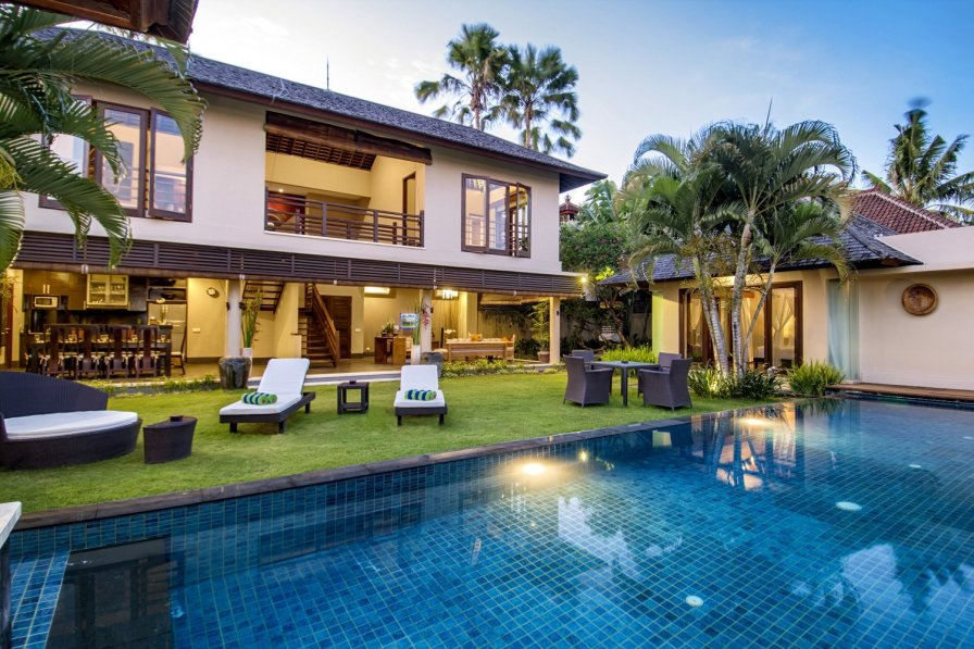 High Quality Great Location 5 bdrs - Villa M Bali
