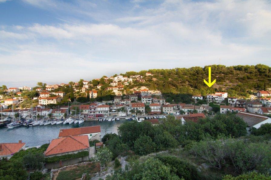 Apartment in Croatia, Stomorska