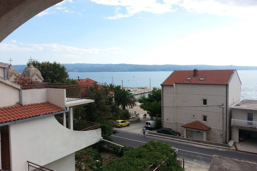 Studio apartment in Croatia, Jesenice