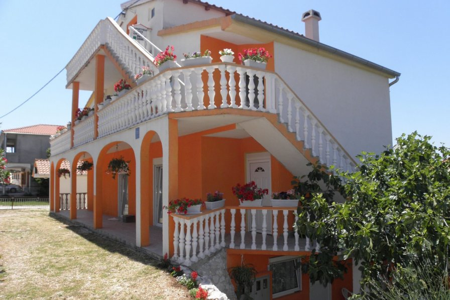 Apartment in Croatia, Bibinje