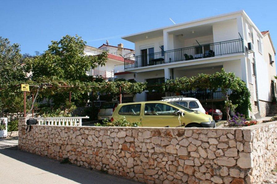 Apartment in Croatia, Primošten Burnji