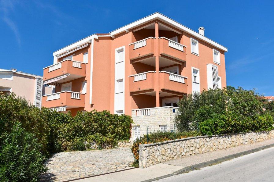 Apartment in Croatia, Novalja