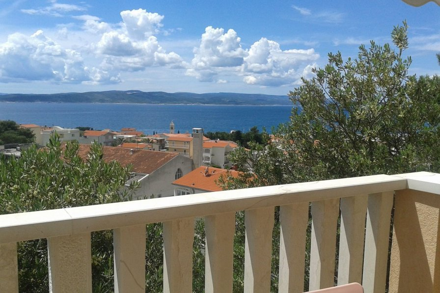 Apartment in Croatia, Baška Voda