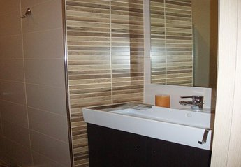 Studio Apartment in Greece, Kavala: Bathroom1