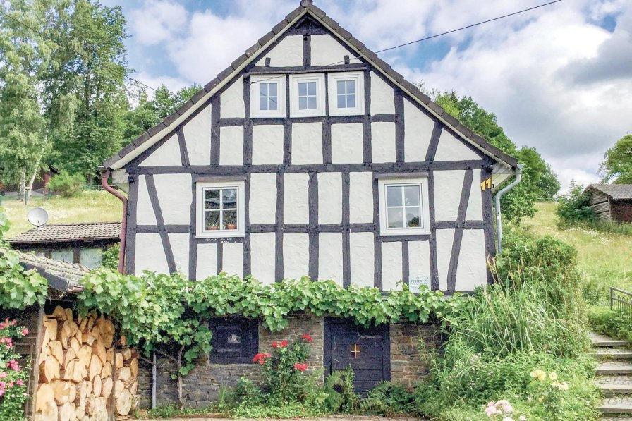 House in Germany, Friesenhagen