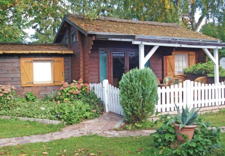 House in Hohendorf (bei Wolgast), Germany