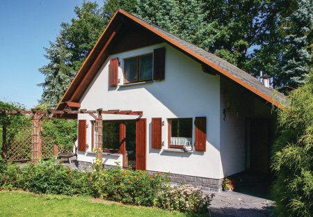 House in Waldsiedlung, Germany