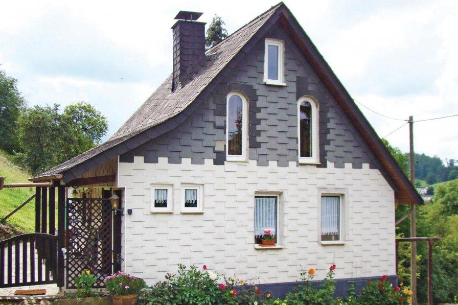 House in Germany, Katzwinkel (Sieg)