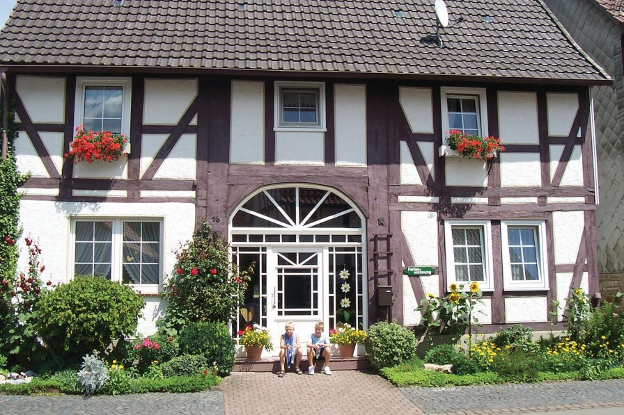 Apartment in Germany, Oberweser