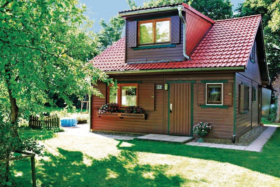 House in Germany, Mesekenhagen