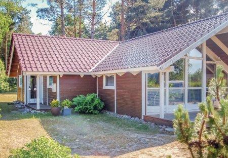 House in Dorf Zechlin, Germany