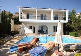 Villa Amia - Coral Bay Hill - Sea Views Free WIFI + Aircon