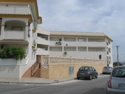 Apartment in Spain, Elche: Complex Entrance