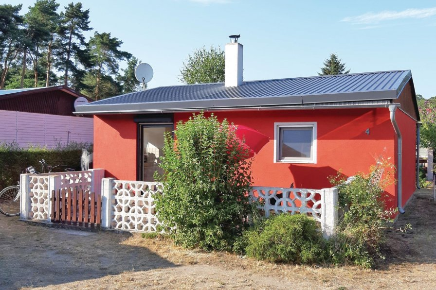 House in Germany, Ueckermuende