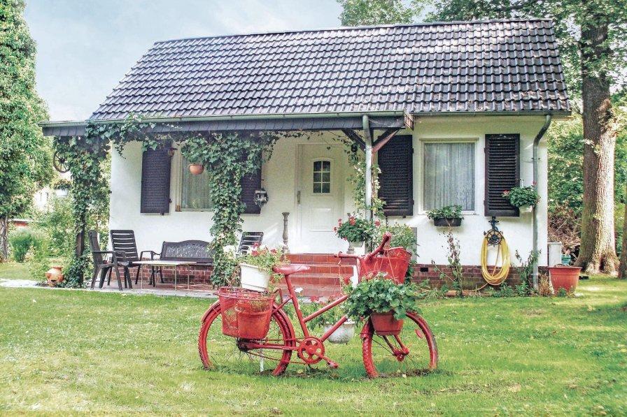 House in Germany, Schoenwalde-Glien