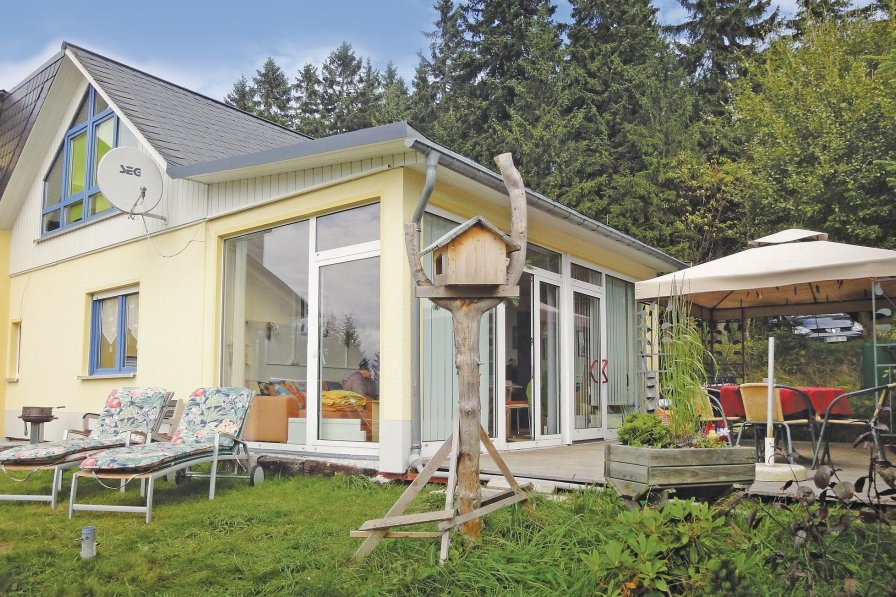 House in Germany, Eibenstock