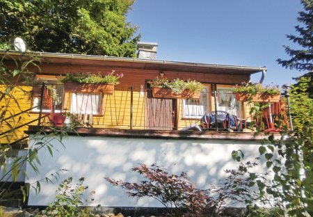 House in Friedrichsbrunn, Germany