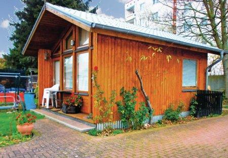 House in Hohe Duene, Germany