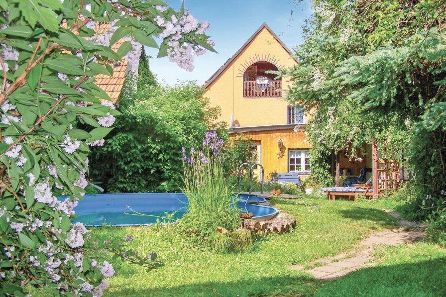 House in Germany, Bad Blankenburg