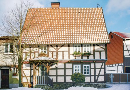 House in Dankerode, Germany