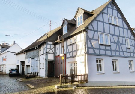 House in Hachenburg, Germany