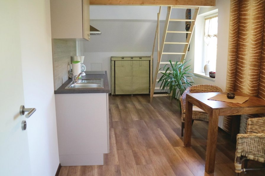 Studio apartment in Germany, Steinbach a.Wald