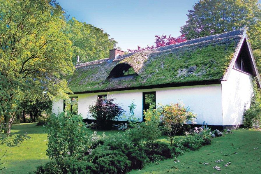 House in Germany, Garz/Ruegen