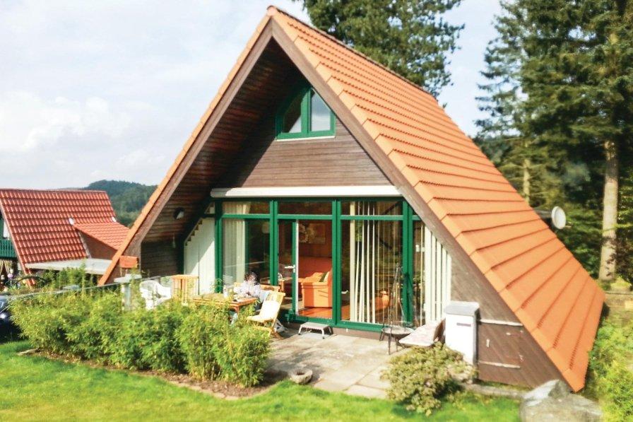 House in Germany, Wolfshagen im Harz