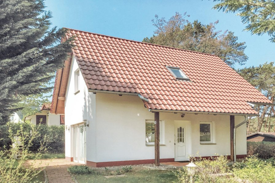 House in Germany, Angermuende