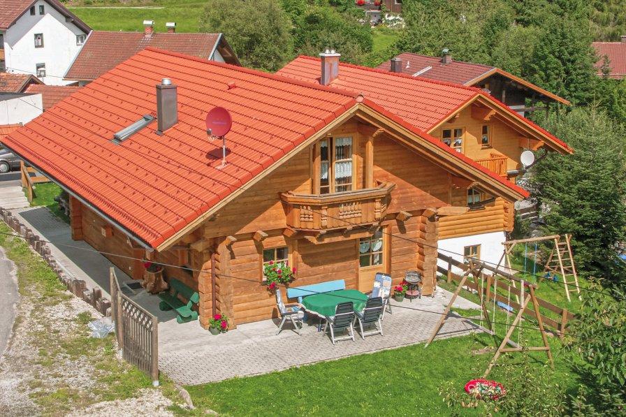 House in Germany, Regenhuette