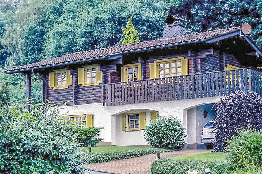House in Germany, Bodenfelde