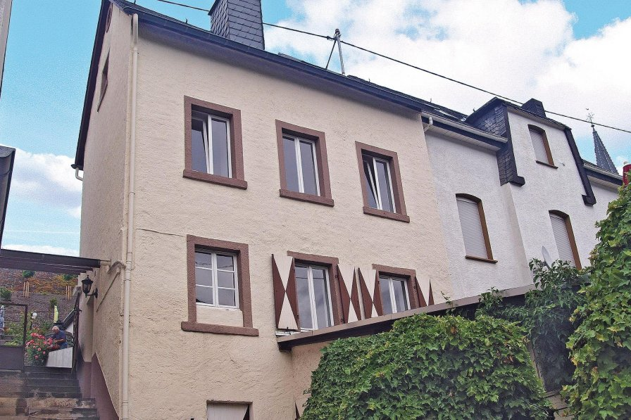 House in Germany, Zell (Mosel)
