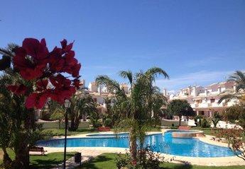 Villa in Spain, Gran Alacant: From the Veranda