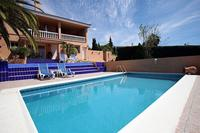 Villa Tranquilla (Palm Terrace Apt) Estepona. Sleeps 5 Sea Views