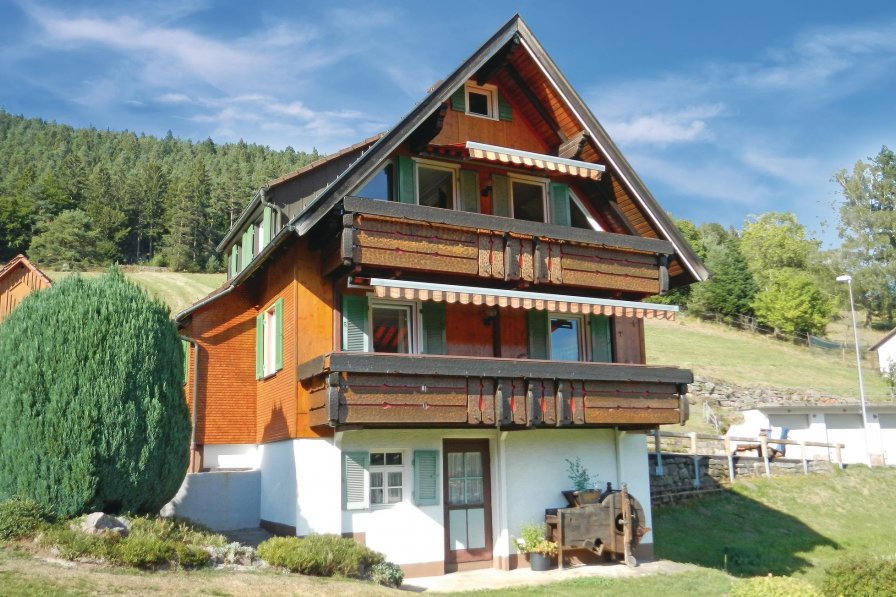 Apartment in Germany, Mitteltal