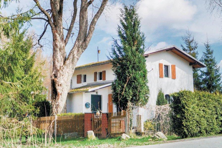 House in Germany, Falkenstein-Vogtl.