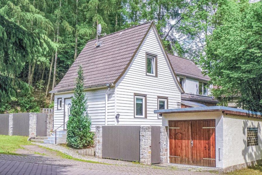 House in Germany, Neustadt-Harz
