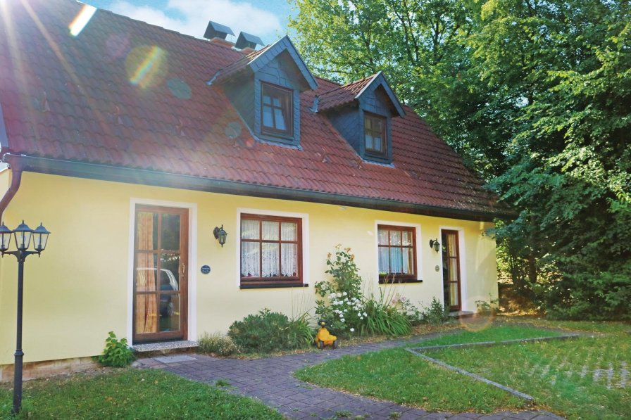 Holiday home in Mitwitz