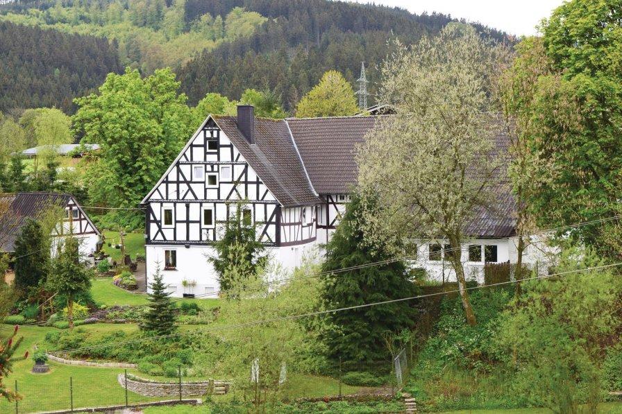 Apartment in Germany, Bad Berleburg