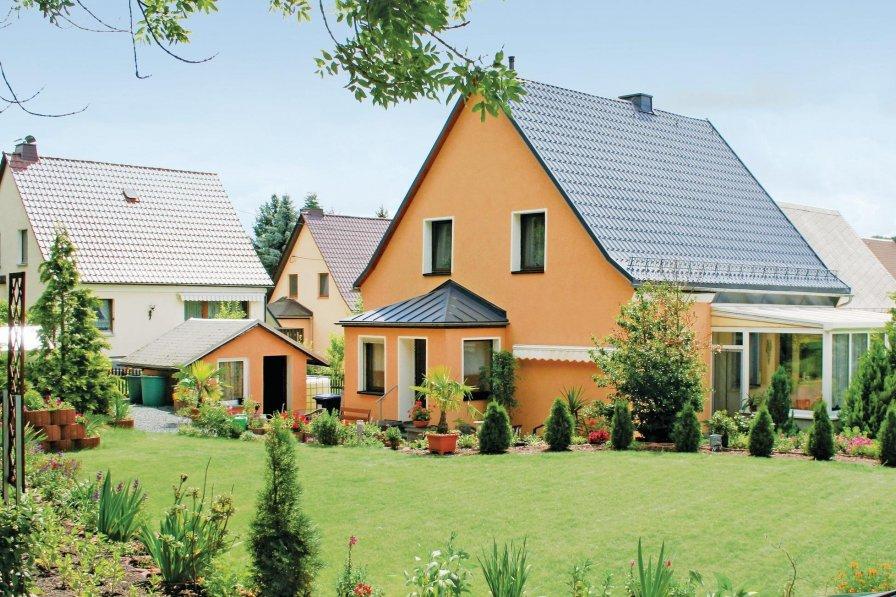 House in Germany, Oelsnitz