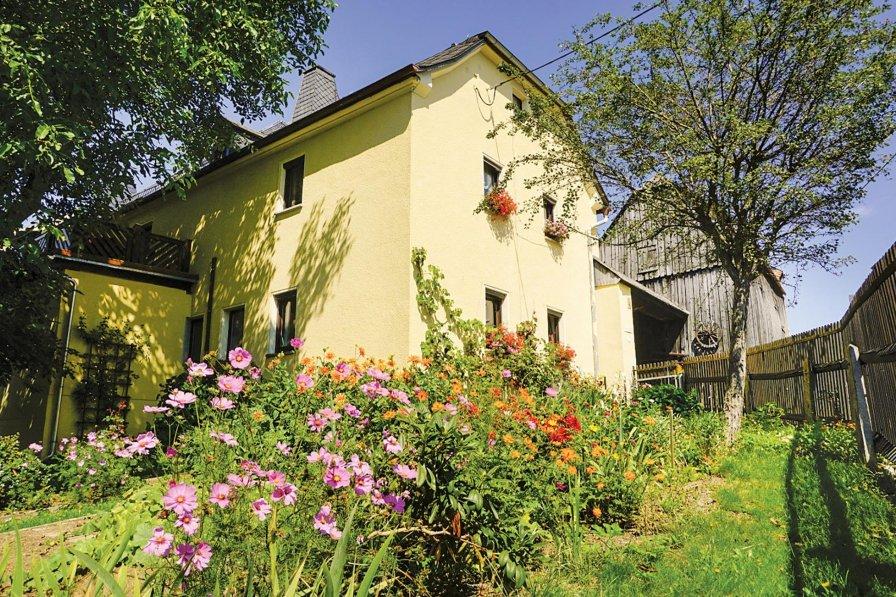 Apartment in Germany, Weischlitz