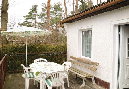 House in Ueckermuende, Germany