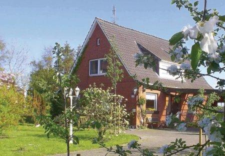 House in Balje, Germany