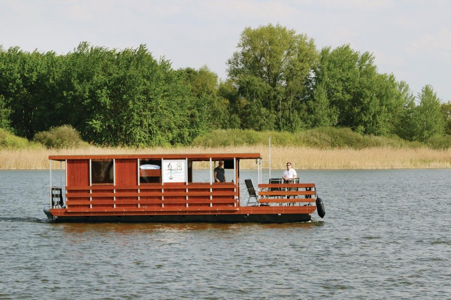 Boat in Germany, Radewege