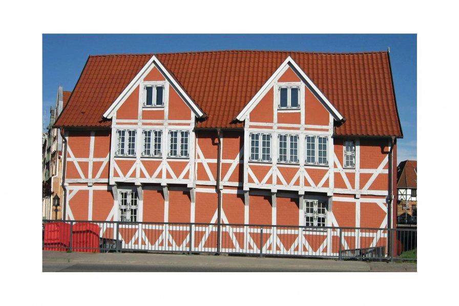Studio apartment in Germany, Wismar