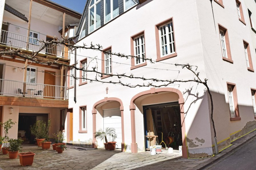 Apartment in Germany, Piesport