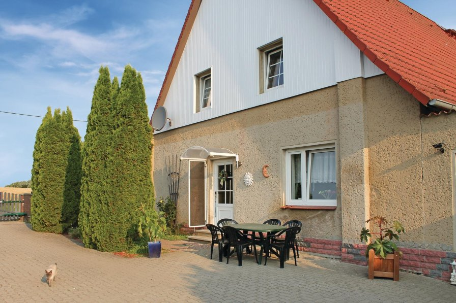 Apartment in Germany, Plueschow