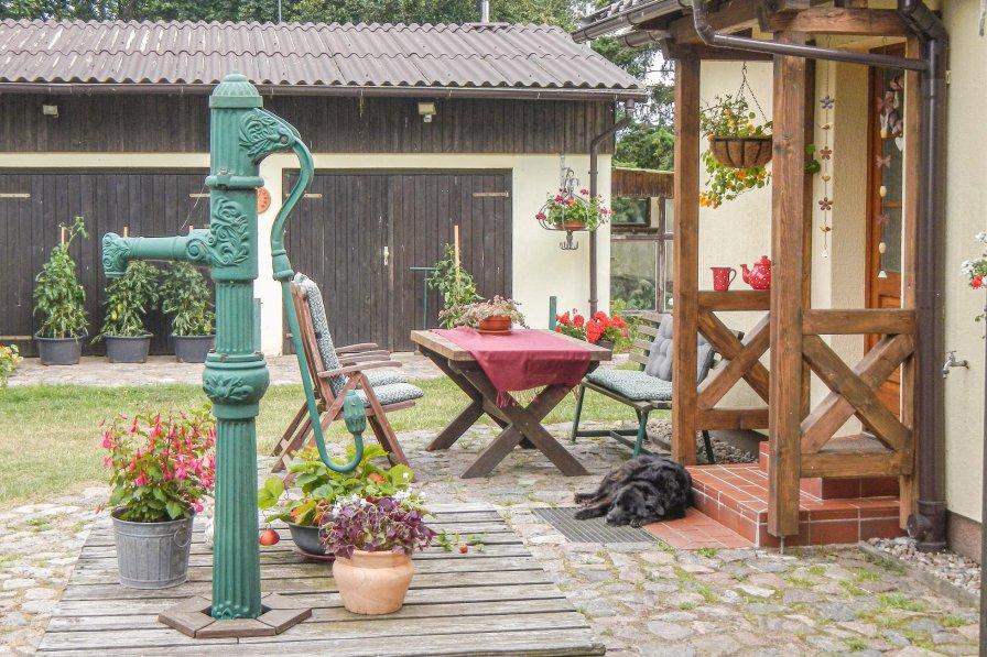 Studio apartment in Germany, Luetow