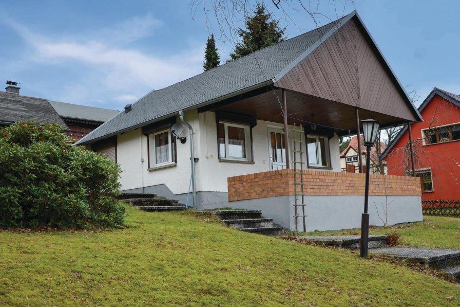 House in Germany, Oybin