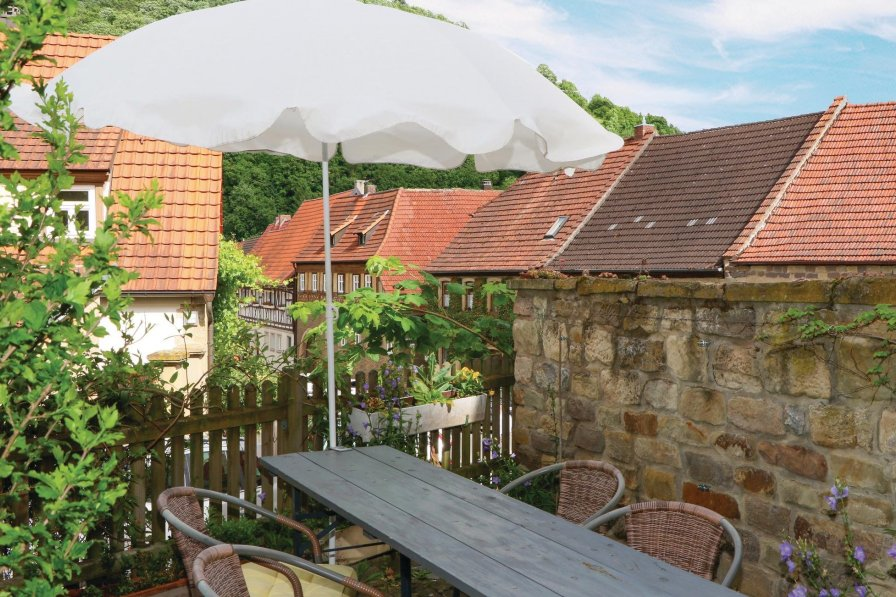 Holiday home rental in Zeil am Main
